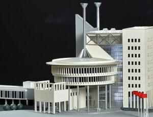 Muallimköy Kampüsü'nün ödülü yıkıldıktan sonra geldi