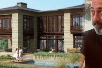 Cem Yılmaz'dan 2 milyon dolara satılık villa!