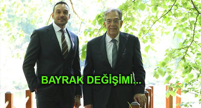 MESA Mesken'in Yönetim Kurulu Başkanı Mert Boysanoğlu oldu