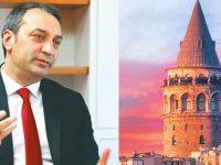 1500 yıllık Galata Kulesi fotokopiyle Vakıflar'a aktarılmış