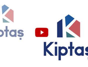 Kiptaş'tan yeni logo
