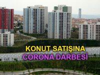 Türkiye'de 2020 Nisan ayında 42 bin 783 konut satıldı