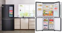 LG InstaView Door-in-Door'un yeni model buzdolabı