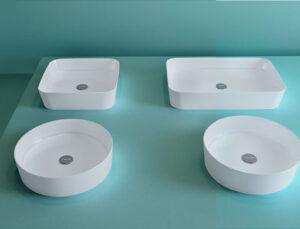 LOOP lavabo ve banyolar gerçek incelikle buluşuyor