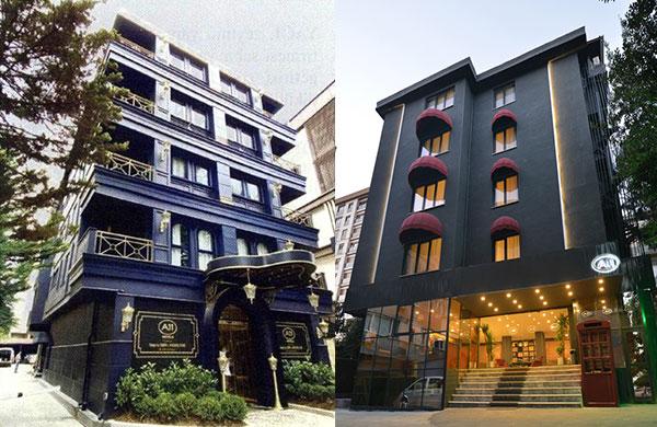 Bağdat Caddesi'ne A11 Exclusive Otel geliyor