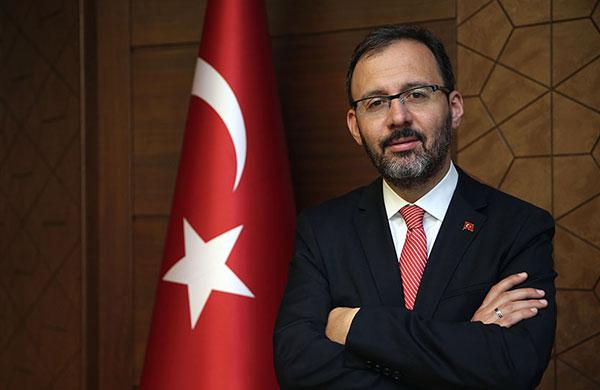 Bakan Kasapoğlu: Gençler, icat çıkarın!