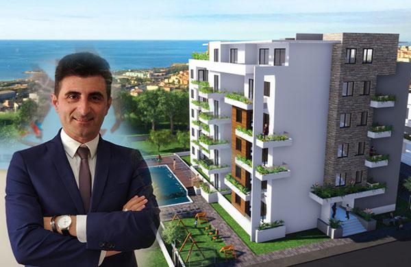 Karadağ'daki Verde di Oliva'da 425 bin liraya stüdyo daire!