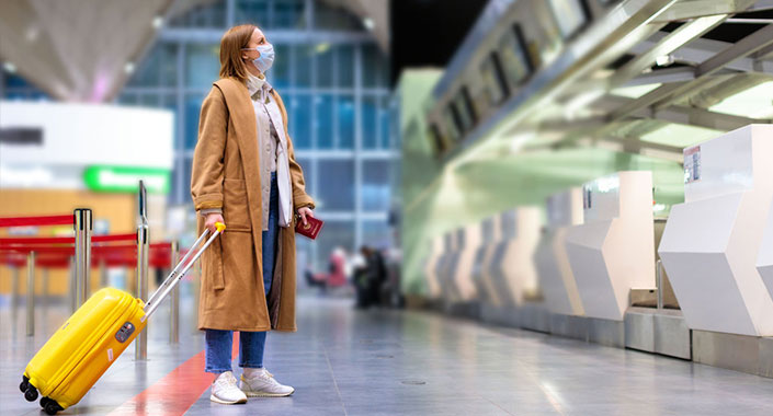 Yeni normalde seyahat edeceklere önemli tavsiyeler