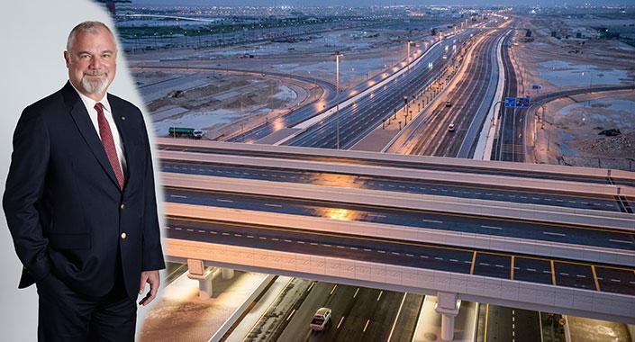 Tekfen İnşaat Katar'da yeni bir otoyol inşa edecek
