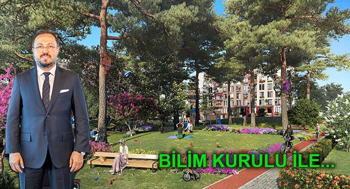 Sağlıklı ev konsepti DAP Yapı ile Çekmeköy'de başlıyor