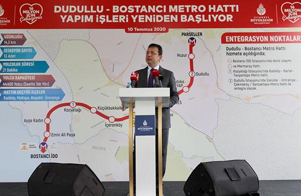 9 metro hattının İstanbulluya maliyeti 9 milyar lira
