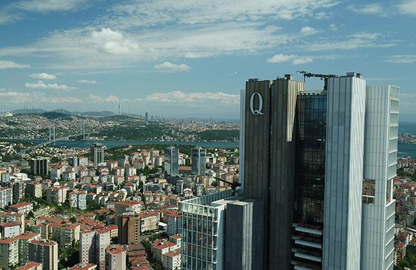İş Portföy Quasar GYF ile Quasar İstanbul'da yeni dönem