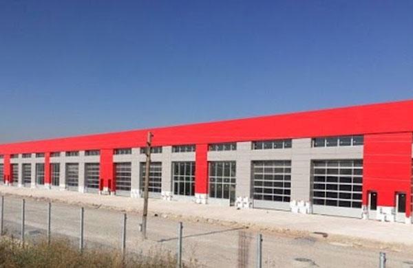 Kayseri Otomotiv Servisleri için 174 dükkan yaptırılacak
