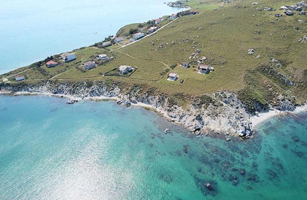 Koyun Adası kısmen satışa çıkarıldı