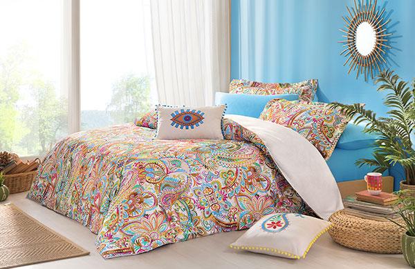 Yataş Bedding evinize renk ve enerji katacak