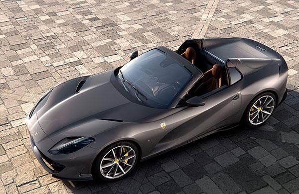 Ferrari 812 GTS bu yıl sonunda Türkiye'ye geliyor