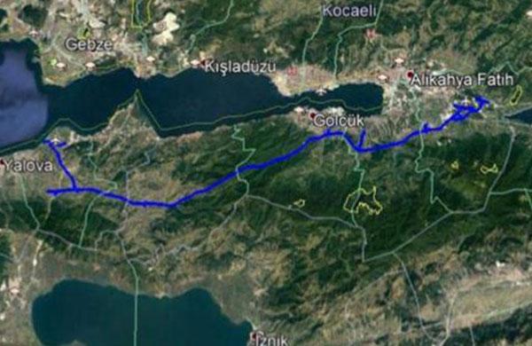 Güney Marmara Otoyolu Güzergahı'na 2021'de başlanıyor