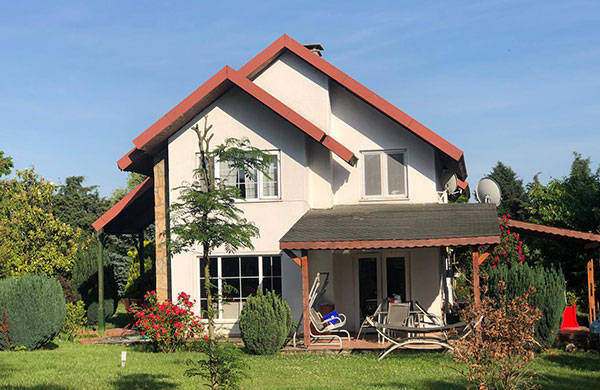 Köyün yerleşik alanı dışına nasıl ev yapılır?