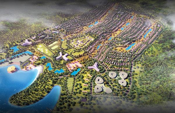 Nefcity 82 Hirfanlı Baraj Gölü'nün kıyısını şehir yapacak