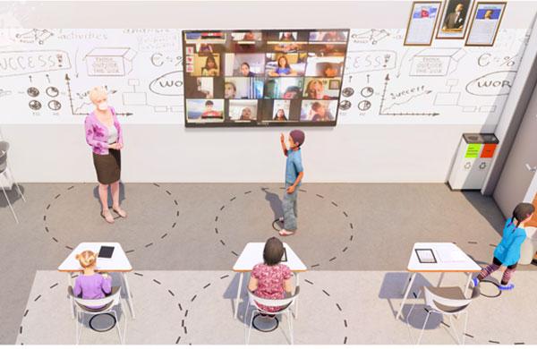 Yeni normalde okul yapıları nasıl olmalı?