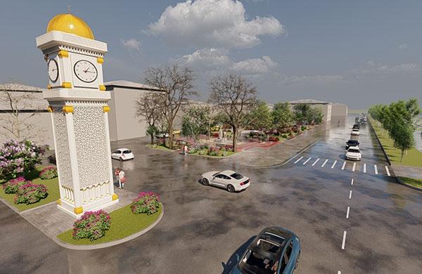 Tekirdağ Süleymanpaşa'ya Selanik Meydanı