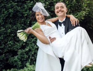 Avlu'nun yıldızı Selen Seyven sessiz sedasız evlendi!