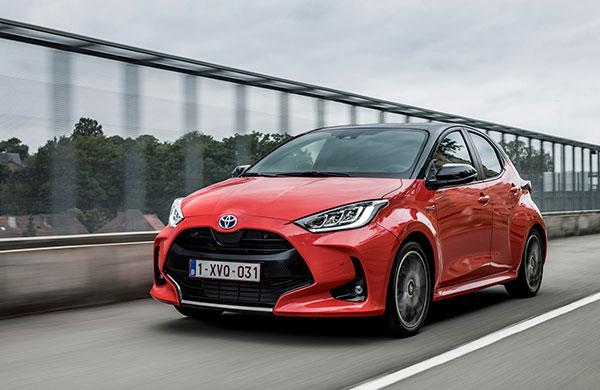 Yeni Toyota Yaris Kasımda Türkiye'de