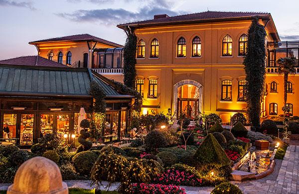 Four Seasons Hotel Istanbul at Sultanahmet yenileniyor