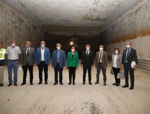 Ankara Konya Yolu Projesi'nde sona yaklaşıldı