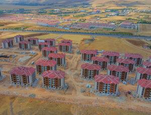TOKİ Elazığ'a 17 bin 800 deprem konutu yapıyor