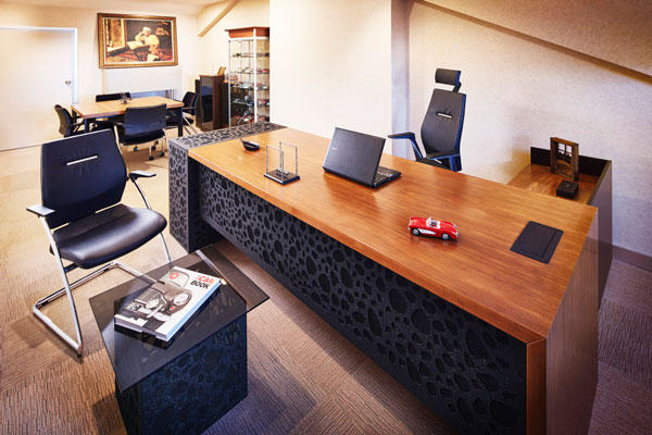 Mod Tasarım'dan yönetici ofis mobilyaları