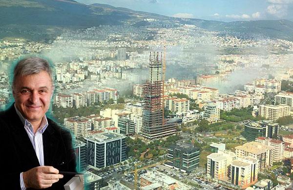 İzmir Depremi'nde 10 bin kişi ölebilirdi
