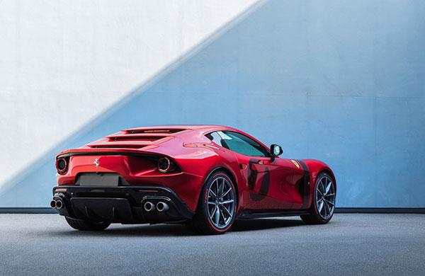 Ferrari Omologata bir tane üretildi