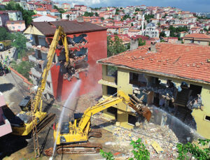 İstanbullular kentsel dönüşüm ve deprem konusunda karamsar