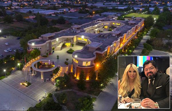 Özel Antalya Koleji'nin kampüslerine yatırım teklifi