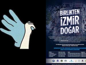 Birlikten İzmir Doğar Yardım Kampanyası'na