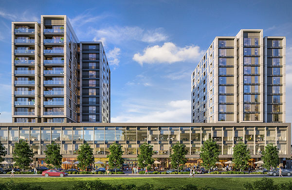Topaz Residence'de fiyatlar 13 bin 500 TL'den başlıyor