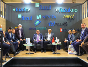 Fuzul Holding 3. İstanbul ile Müsiad Expo Fuarı'nda