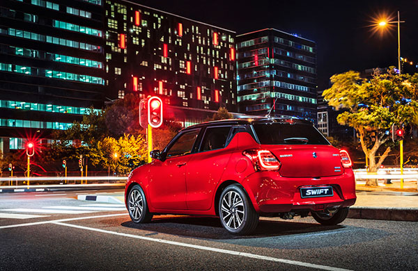 Yüzde 20 tasarruf sağlayan Suzuki Swift Türkiye'de