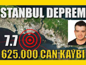 Olası bir İstanbul Depremi 625 bin can alabilir