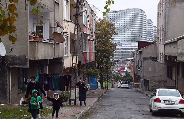 Bağcılar Göztepe Mahallesi riskli alan ilan edildi