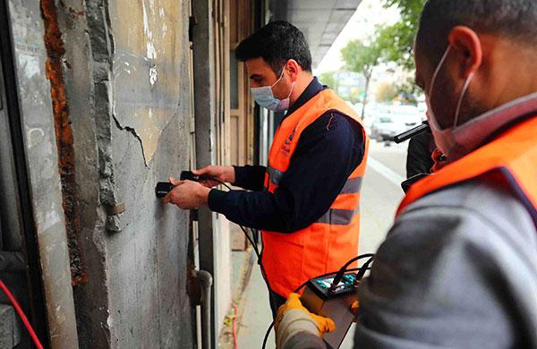 Bağcılar'da bina dayanıklılık testi başvuruları arttı