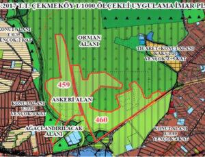 Emlak Konut GYO Çekmeköy'den 330 dönüm tarla aldı