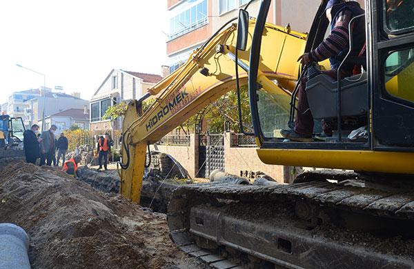 Lüleburgaz Belediyesi kısıtlamaları hizmet süresine çevirdi