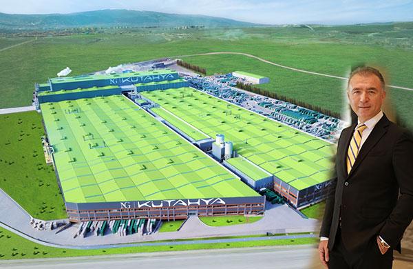 NG Kütahya Seramik 2 milyar TL'lik yeni fabrika kuruyor