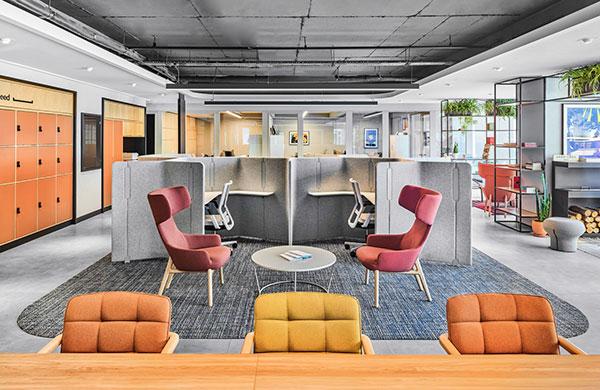 Bodrum ve Çeşme'den ev tipi ofis mobilyasına yoğun talep