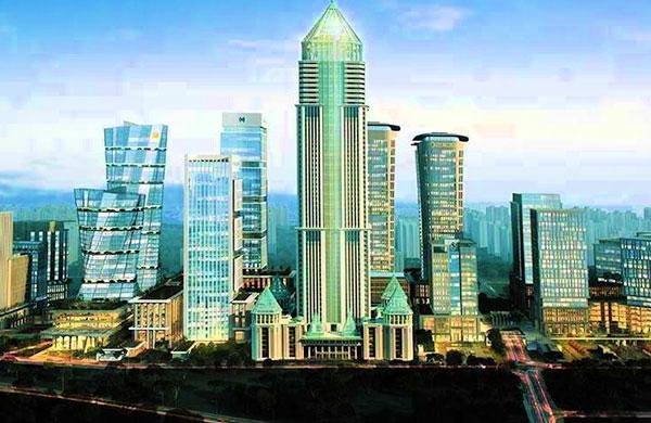 Avrupa'nın en yüksek binası İFM'de olacak