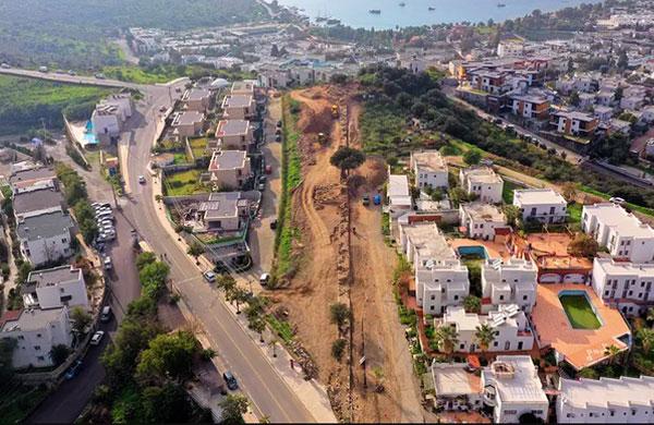 Bodrum Surları turizme kazandırılacak
