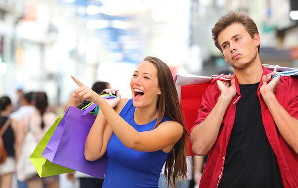 Erkekler eşleriyle alışverişi neden sevmiyor?