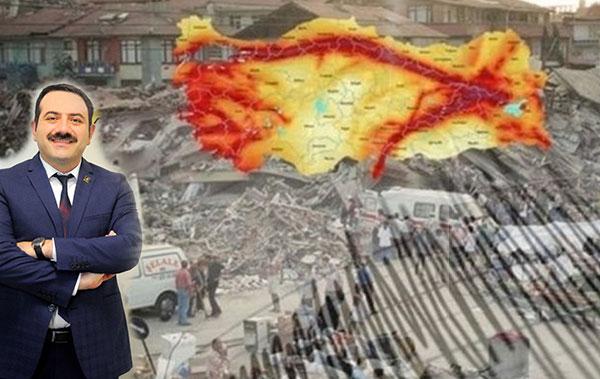 Zorunlu deprem sigortalı konut sayısı 10 milyonu aştı